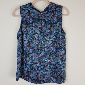 Talbots Sleeveless Women's Top    C22